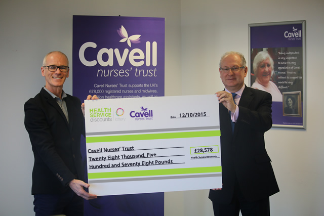 Cavell Cheque