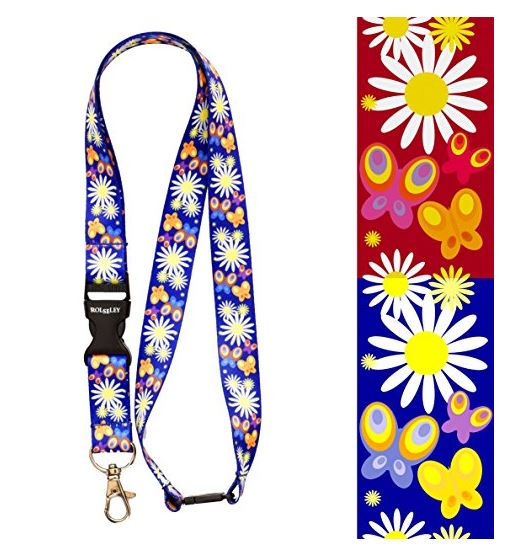 Nurse Colourful Lanyard