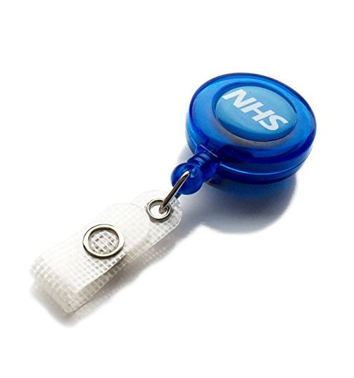 NHS Badge Reel