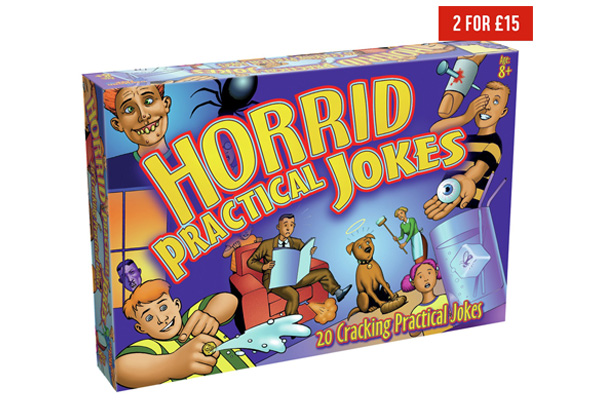 Horrid Practical Jokes Discount