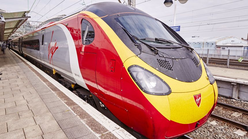 Virgin Trains NHS Discount