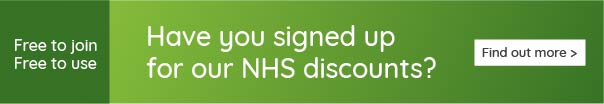 free membership for NHS discounts