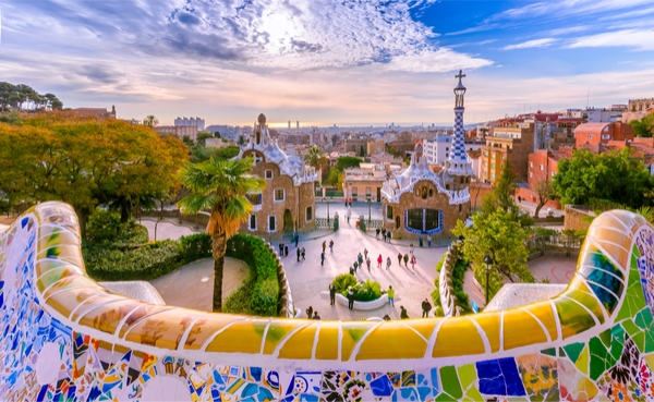 top 5 family holiday destinations Barcelona