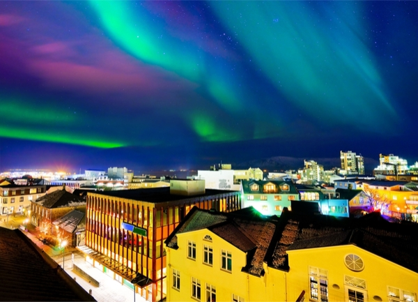 top 5 family holiday destinations Reykjavik